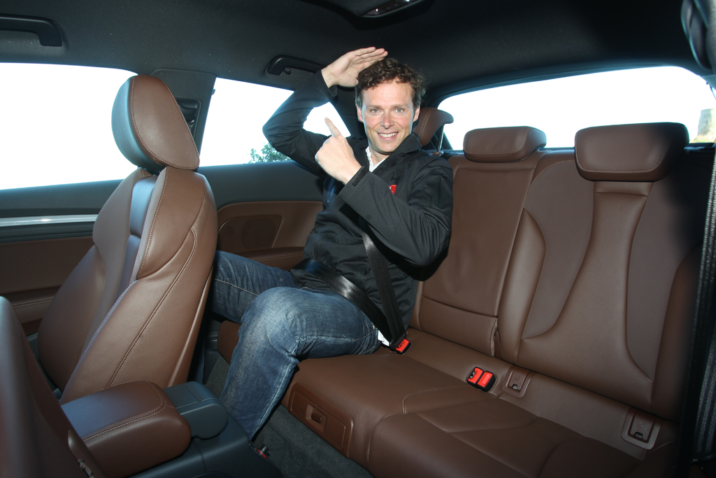 Automobily Audi A3 2012: jízdní dojmy