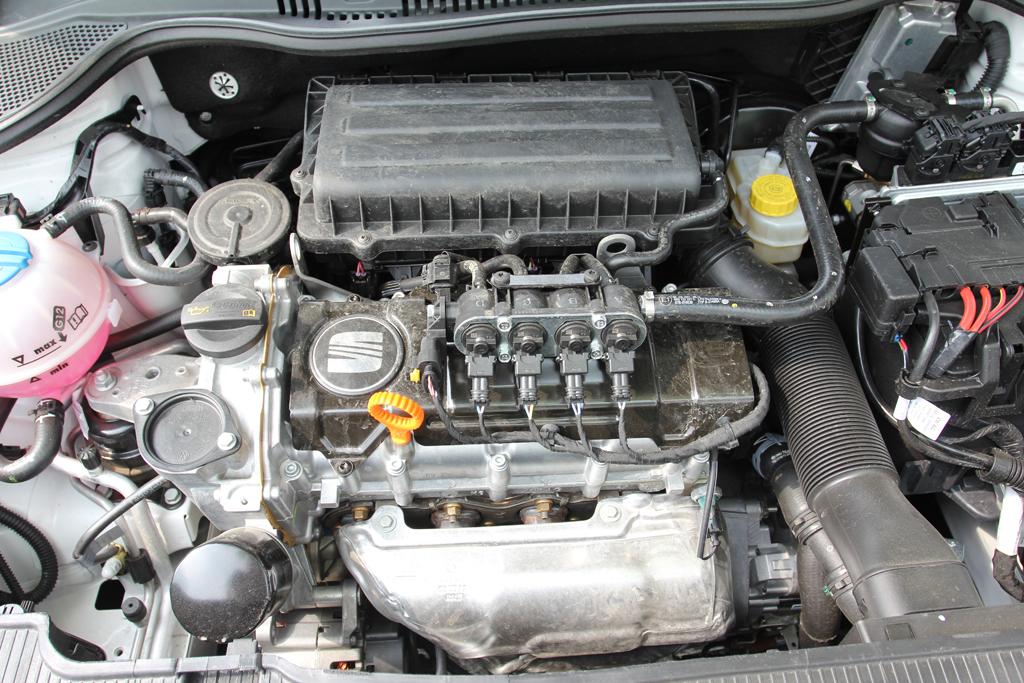 Automobily Seat Ibiza 1.6 LPG Style