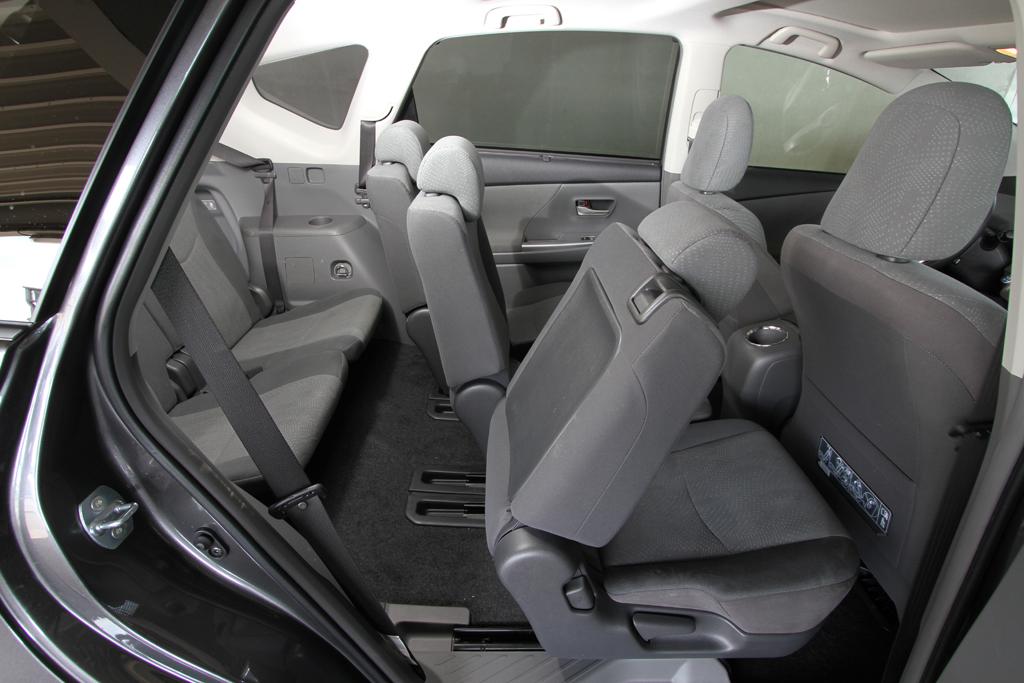 Automobily Toyota Prius+ Comfort