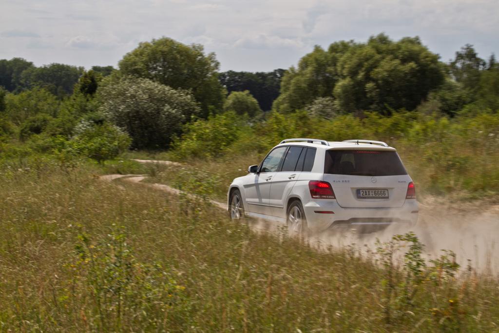 Automobily Mercedes-Benz GLK 250 Bluetec