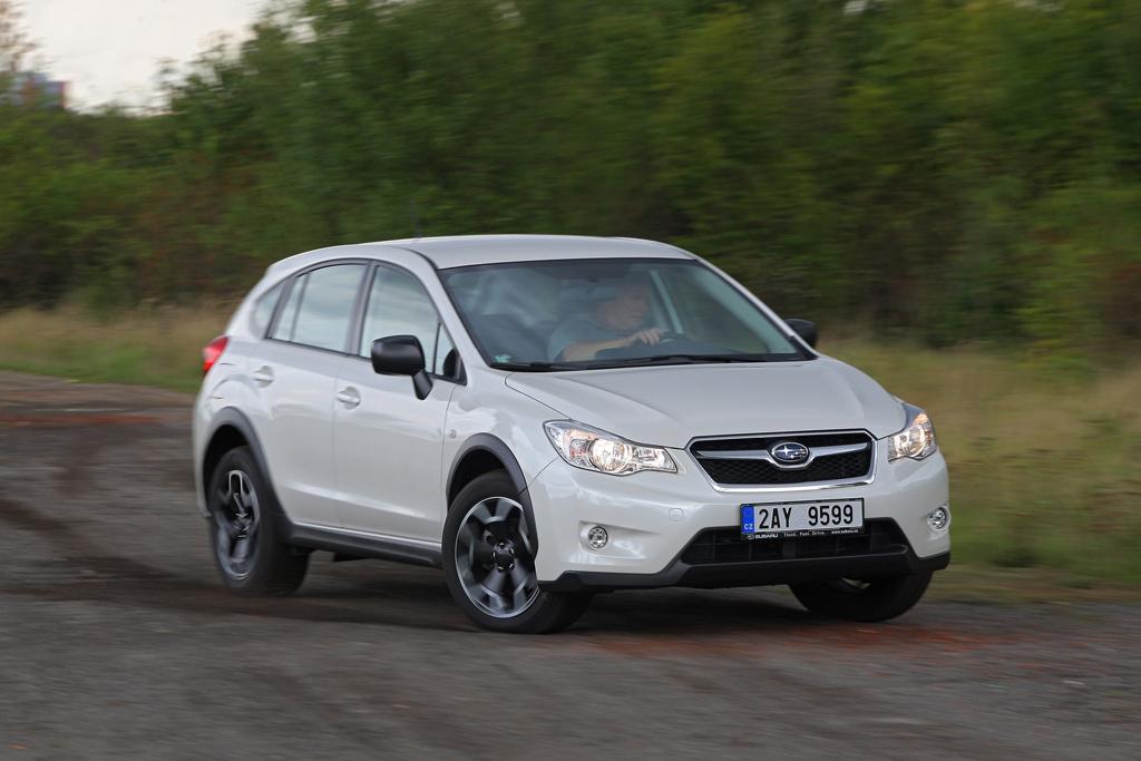 Automobily Subaru XV 2.0D X Active