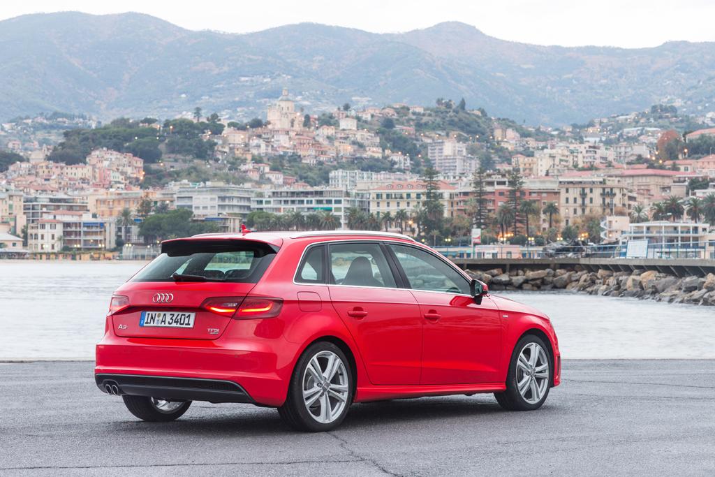 Automobily Audi A3 Sportback 1.6 TDI