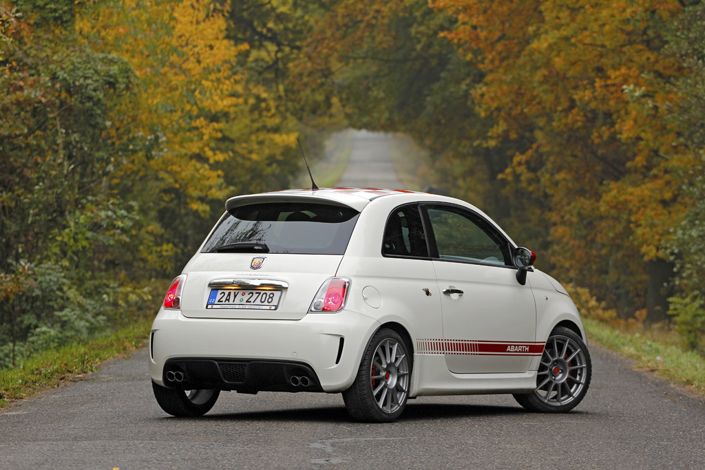 Automobily Fiat 500 Abarth Esseesse
