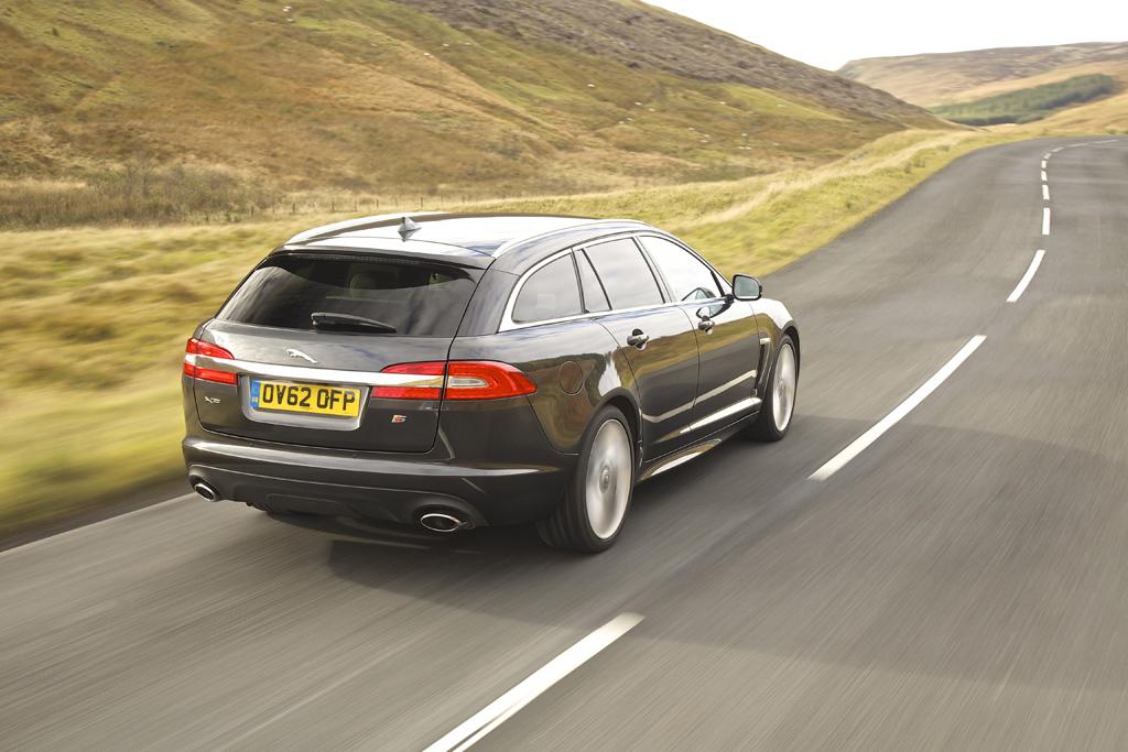 Automobily Jaguar XF Sportbrake