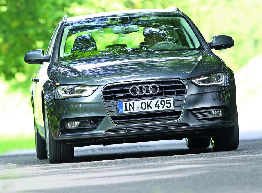 Automobily Audi A4 Avant vs. BMW 330d Touring vs. Mercedes C 350 CDI Kombi