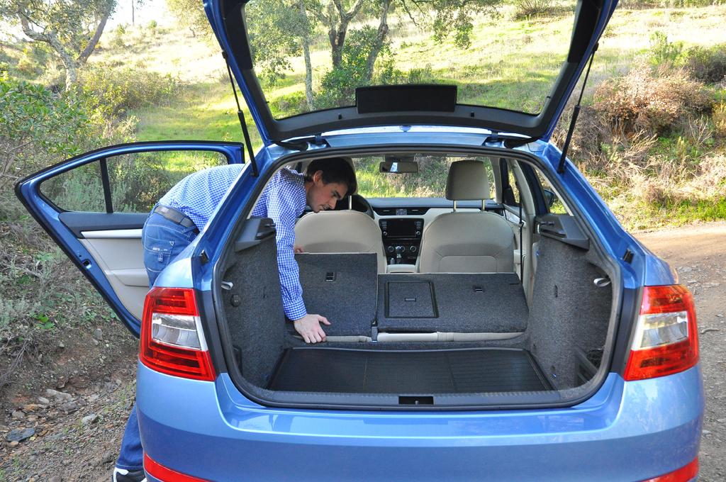 Automobily Škoda Octavia III