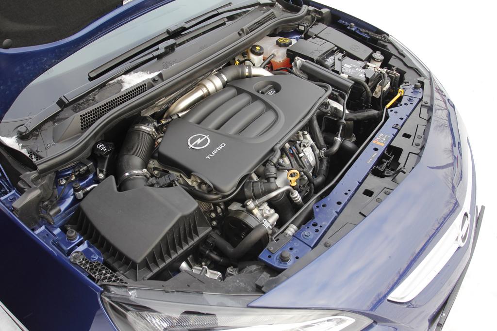 Automobily Opel Astra OPC