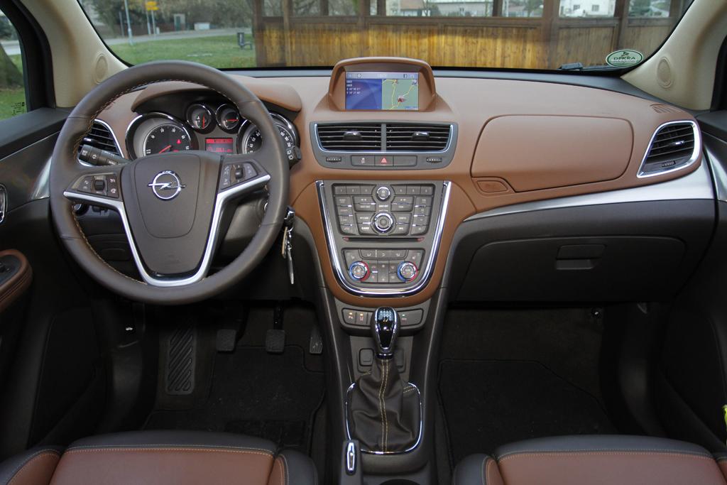 Automobily Opel Mokka 1.7 CDTI Cosmo