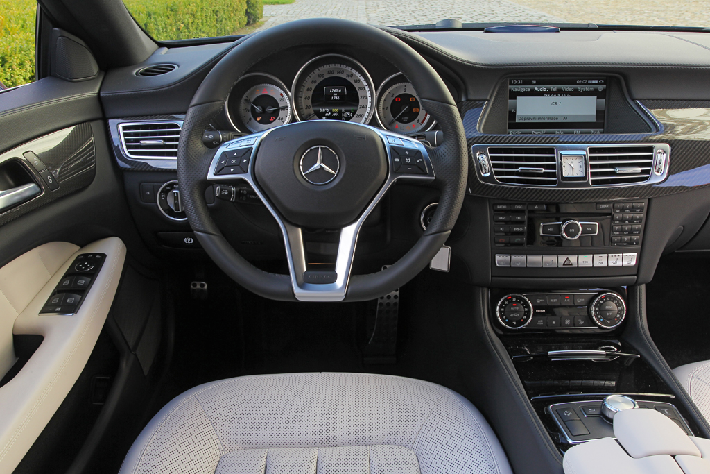 Automobily Mercedes-Benz CLS 350 CDI Shooting Brake