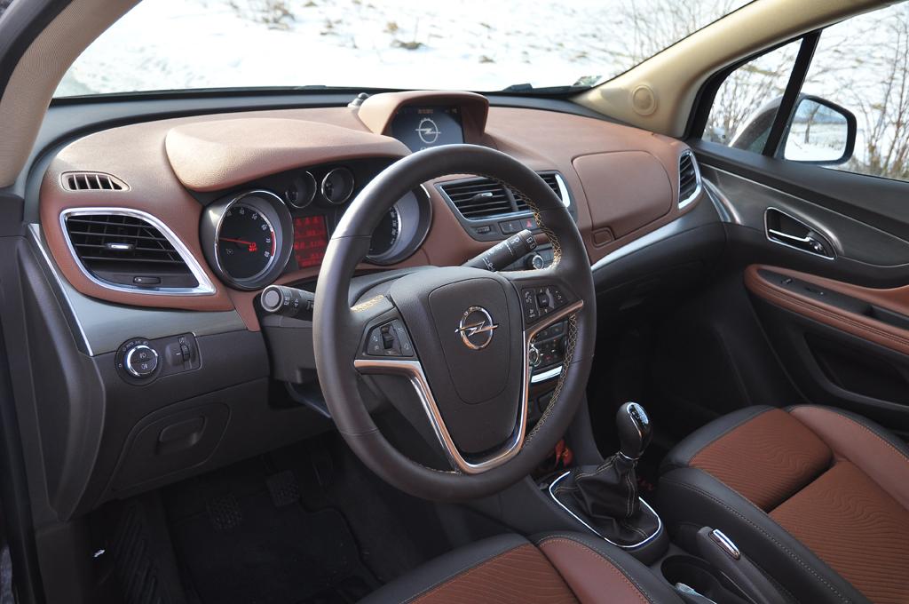 Automobily Opel Mokka 1.4T 4x4 Cosmo