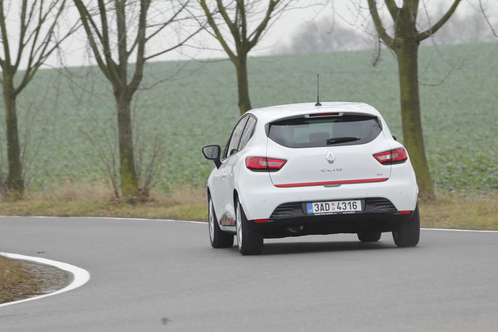 Automobily Renault Clio 1.5 dCi Dynamique