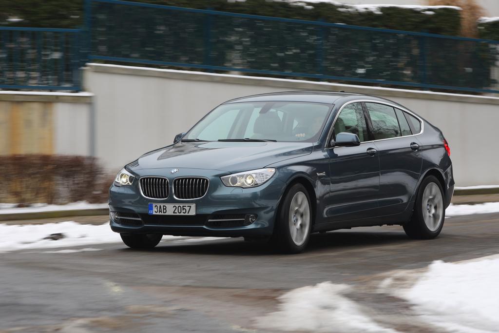 Automobily BMW 520d Gran Turismo