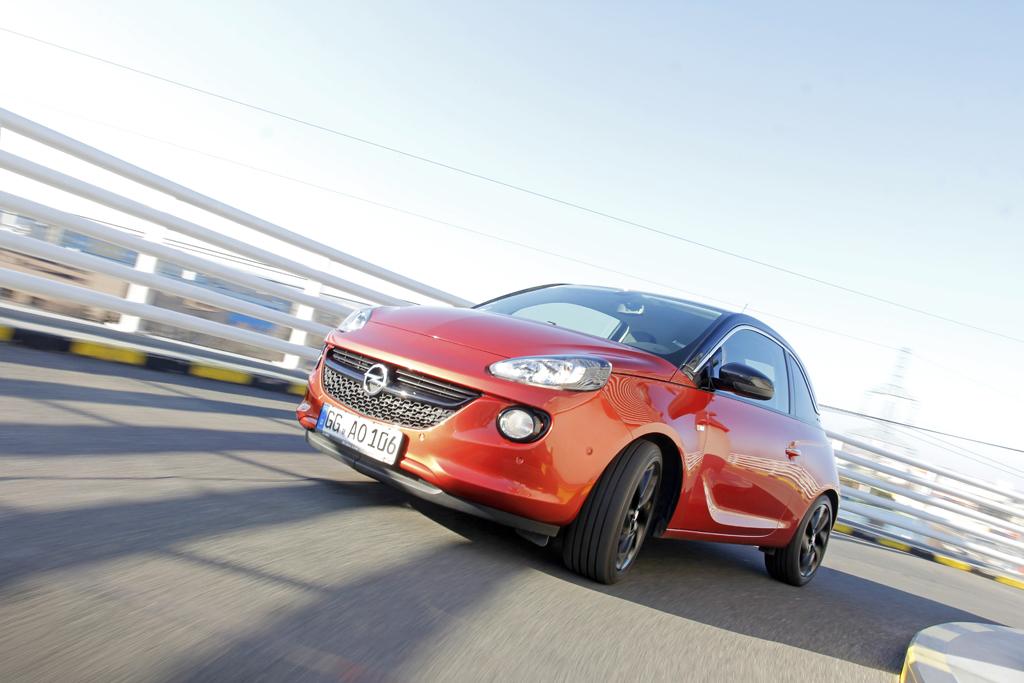 Automobily Opel Adam 1.4 Jam