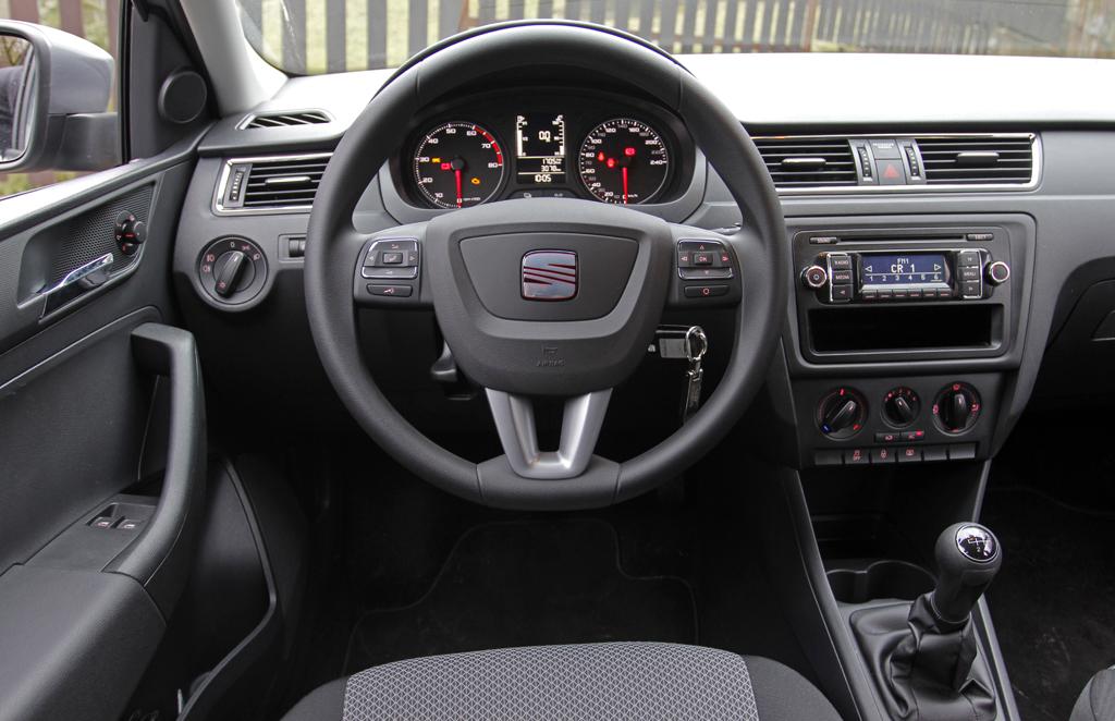 Automobily Seat Toledo 1.2 TSI Reference