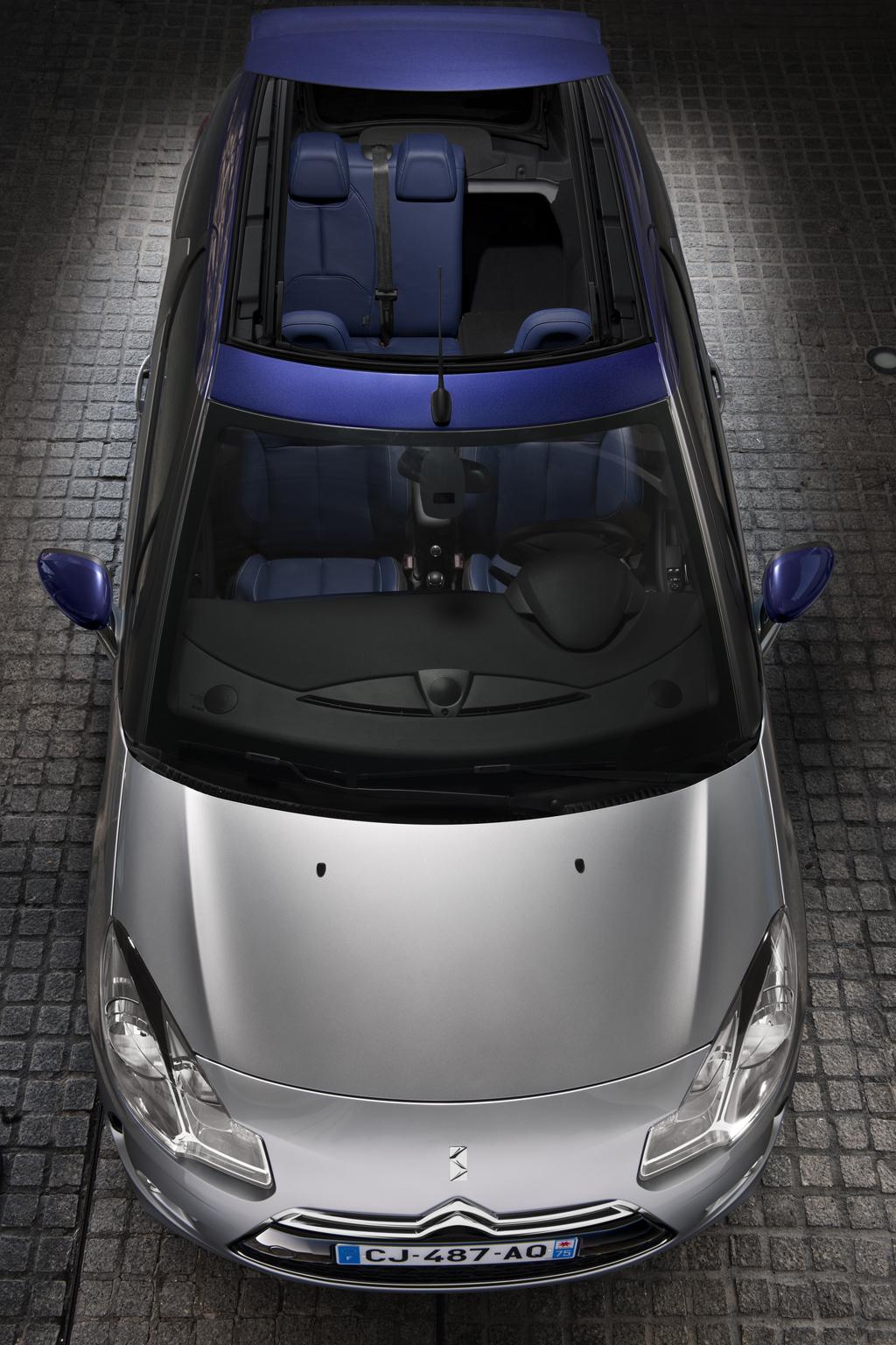 Automobily Citroën DS3 Cabrio 1.6 THP