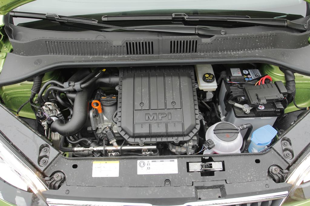 Automobily Škoda Citigo 1.0 CNG GreenTec Ambition