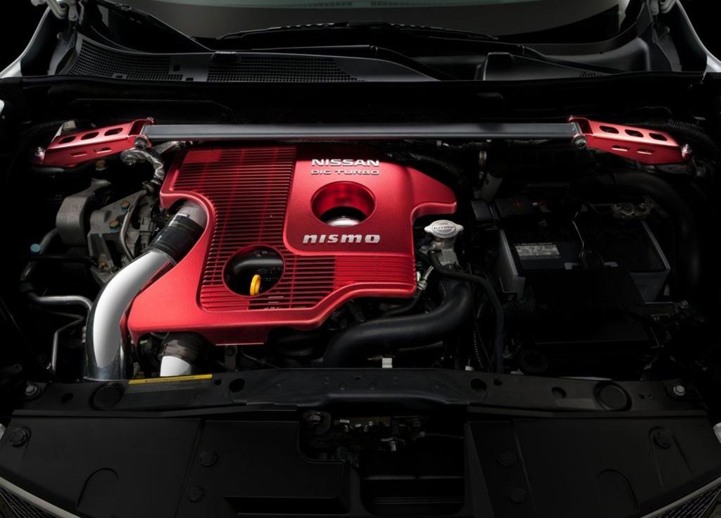 Automobily Nissan Juke Nismo