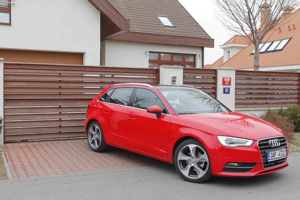 Automobily Audi A3 Sportback 2.0 TDI Ambition