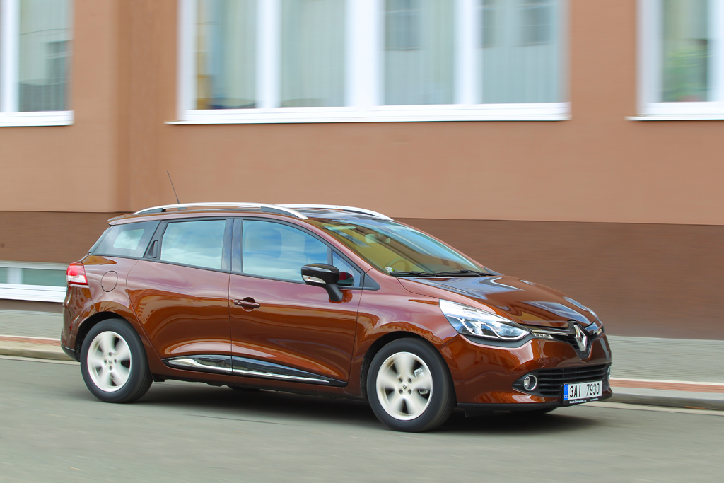 Automobily Renault Clio Grandtour 1.2 16v Dynamique