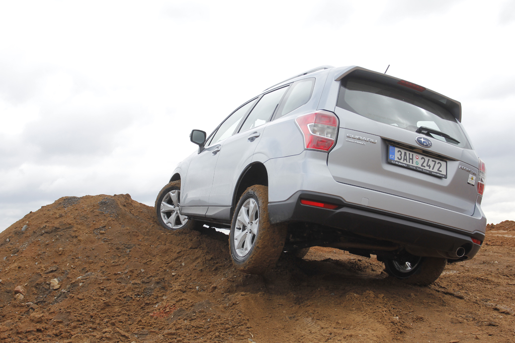 Automobily Subaru Forester 2.0i Comfort Lineartronic