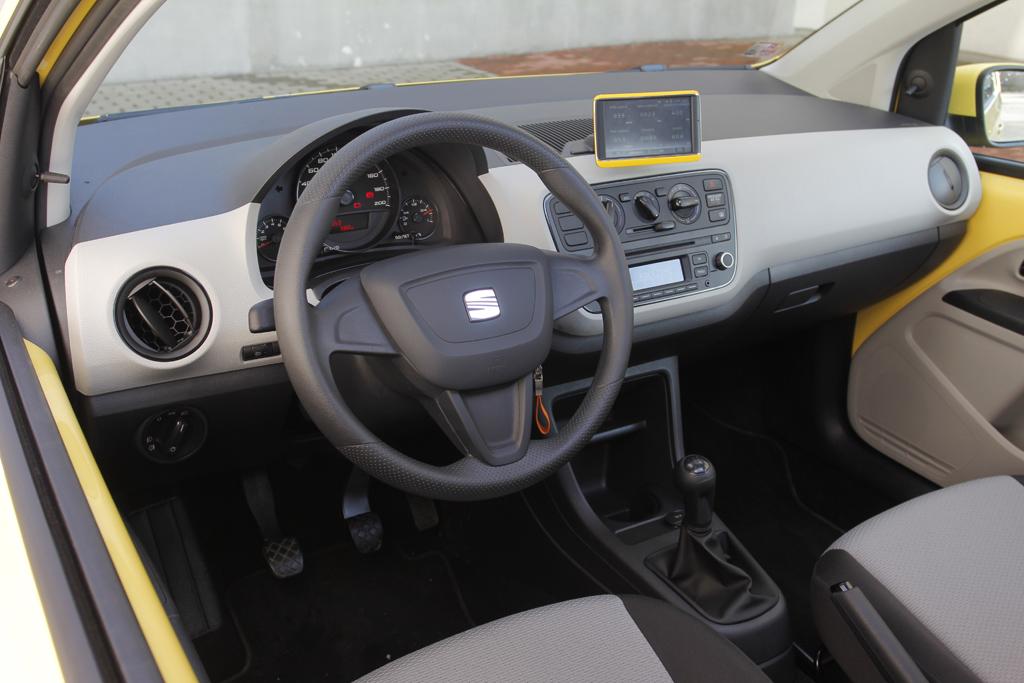 Automobily Seat Mii 1.0 MPI Style