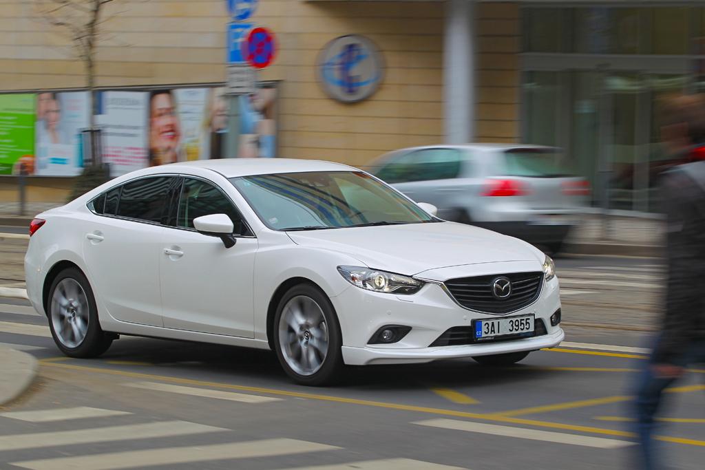 Automobily Mazda 6 Skyactiv-G 2.5 Revolution