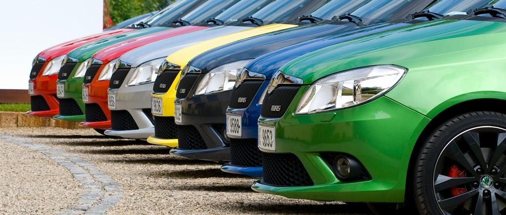 Události Za volantem Škody Fabia Combi RS 1.4 TSI