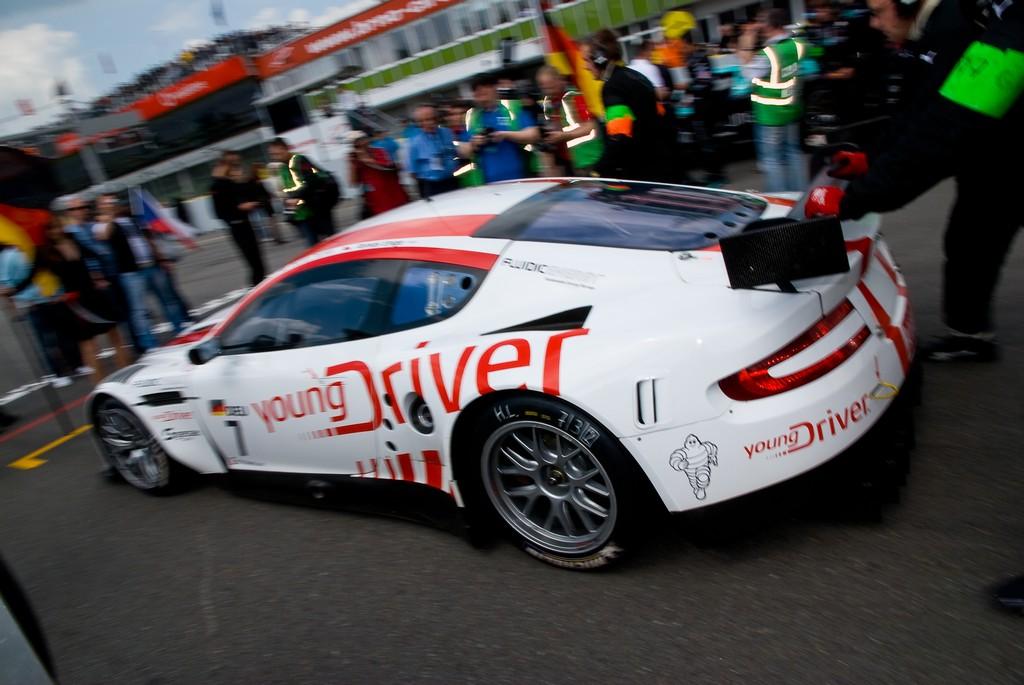 Závody FIA GT1 World Championship Brno 2010
