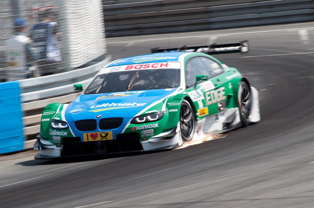 Závody DTM Norisring 2012