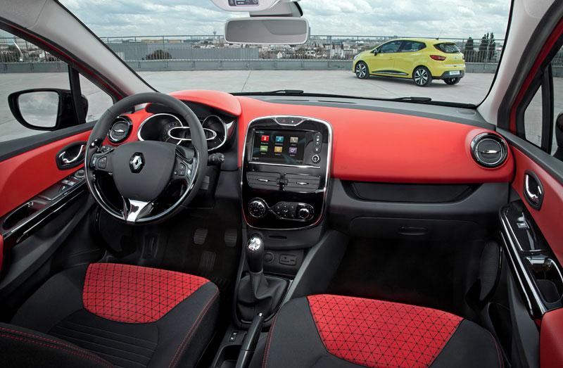 Automobily Renault Clio IV 2012