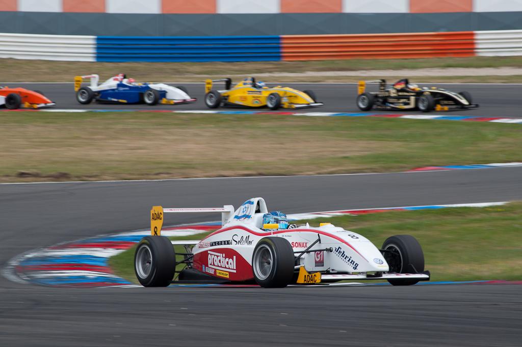 Závody ADAC GT Masters 2012