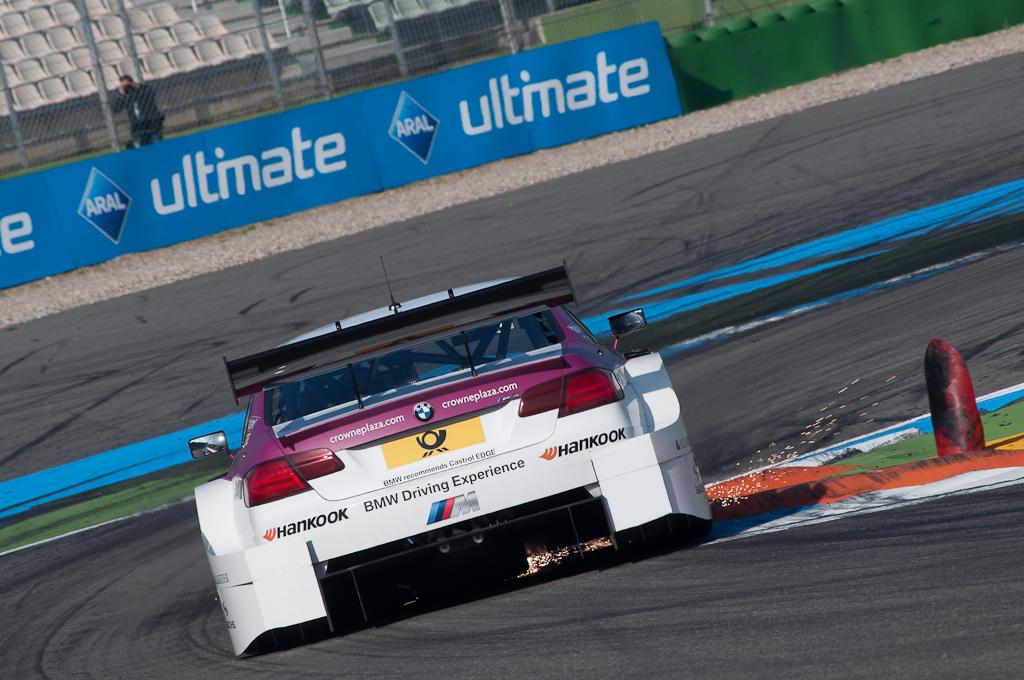 Závody DTM 2012 Hockenheim finale