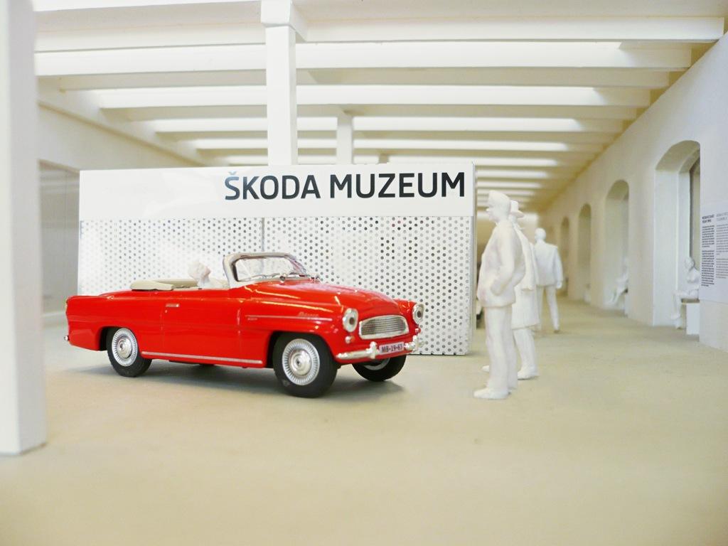 Události Muzeum Škody v Mladé Boleslavi