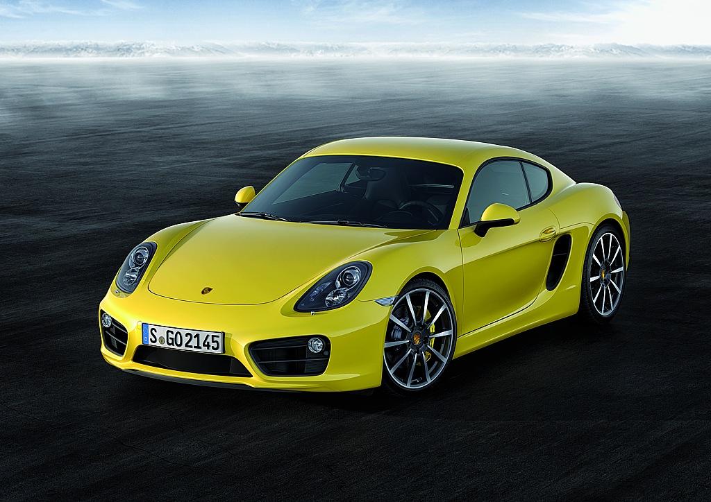 Automobily Porsche Cayman
