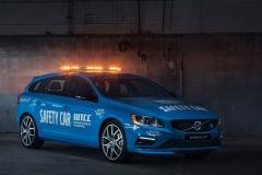 Zběsilé Volvo V60 Polestar bude dohlížet na závody WTCC