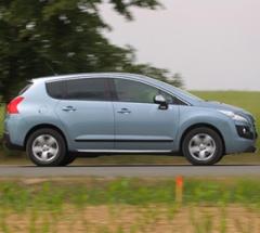 Peugeot 3008 Hybrid4 Active