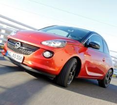 Opel Adam 1.4 Jam: První muž