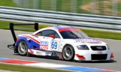 Jarní cenu Brna ovládly speciály Mercedes DTM a Saleen GT1