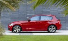 Základní cena nového BMW 1 stanovena na 630 000 korun