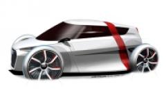 Audi urban concept dodá jízdě městem šťávu