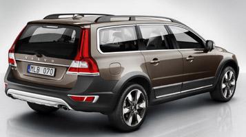 Volvo xc90 rozměry