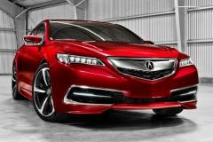 Acura TLX Prototype: je to příští Honda Accord?