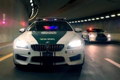 (video) Dubajská policie a její klenoty v akci
