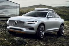 Volvo XC Coupe Concept: předzvěst nového XC90