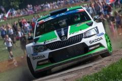 Kopecký vyhrál Barum Czech Rally Zlín a je mistrem ČR