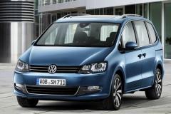 Volkswagen Sharan omládl, je o 15 % hospodárnější