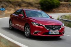 Jízdní dojmy: Mazda 6 je tišší než kdy dřív
