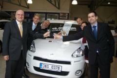 ALD Automotive a operativní leasing slaví jubileum