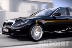 Jako v bavlnce: Aktivní podvozky a Mercedes Magic Body Control