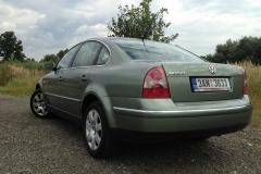Nakupujeme ojetinu: Volkswagen Passat (1996-2005)